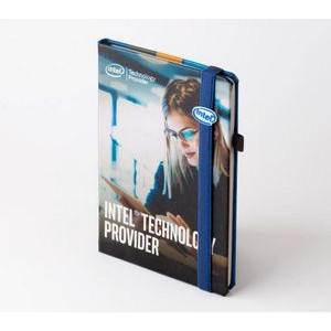 Professional A4 Pic Full Cover Printed Notebook (7.75